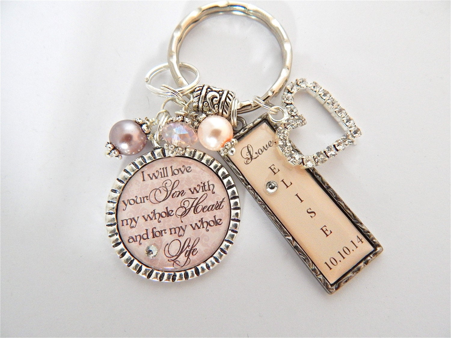 PERSONALIZED Mother of the Groom Gift Mother of Bride Gift