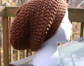The Sparrow Slouchy Beanie - Made to Order