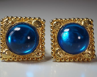 Vintage French Couture Earrings