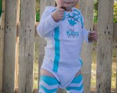 2 Pc. Baby Boys Prince 1st Birthday Outfit....CAKESMASH OUTFIT....1 with Crown and Suspenders-Baby Boys Prince Birthday Outfit