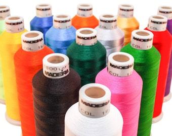 Madeira Polyneon 40 Polyester Thread