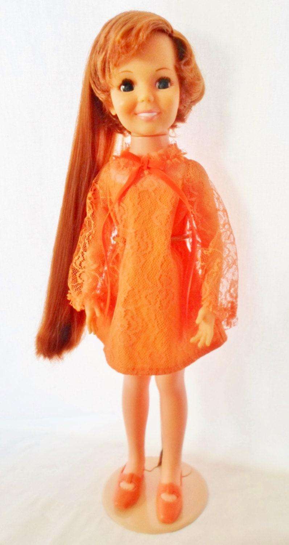 Vintage Crissy Doll 36