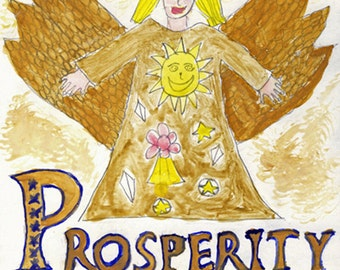 Angel of Prosperity & Abundance