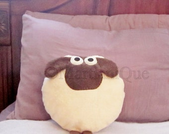 Giorgio the Sheep Pillow