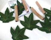 Catnip Cat Toy Pot Leaf and Joint, Marijuana Cat Toy, Organic Catnip Gift for Cat Lover