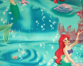 Child's Apron - Art Smock - Little Mermaid - Custom options available