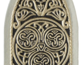 Celtic House Blessing - Cast Paper - Irish home blessing - Scottish - Celtic Knot Work - housewarming gift - realtor closing gift - wall art