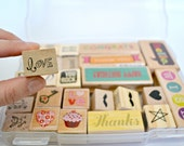 Stamp Set Variety - 59 pieces