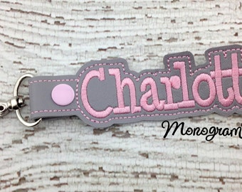 Charlotte Name Snap Buddie