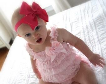 Baby Bow Headband, 60+ COLORS, Bow Headband, Baby Hair Bows, Girls Headbands, Toddler Headband, Baby Headbands, 6 inch Hair Bows, HB, 600