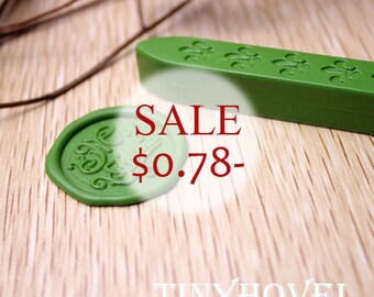 1 pc Sealing Wax Stick for Wax Seal Stamp - Green