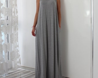 A line dress/ Maxi dress/ Long Maxi dress/ Casual dress/ Summer dress/ Maxi dress summer/ Day dress