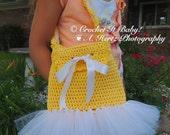 Crochet Tutu Bag - PATTERN ONLY