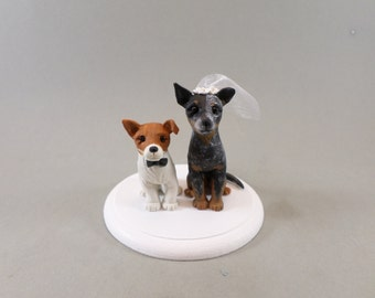 Customized Dog Cake Topper