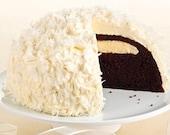Snowball Cake Recipe