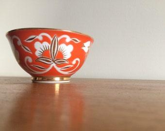 Vintage Uzbek tea bowl (pjala)