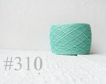 Mint linen thread # 310