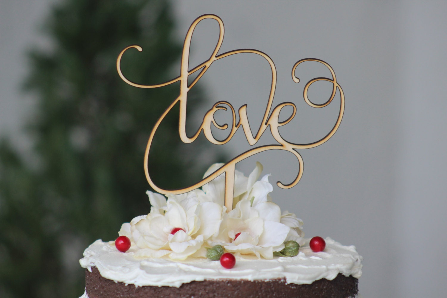 barn wedding cake toppers rustic wedding cake topper wooden cake topper 11085