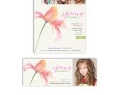 Spring Mini Session - Mini Promo Kit - Marketing Board and Facebook Cover - 1243