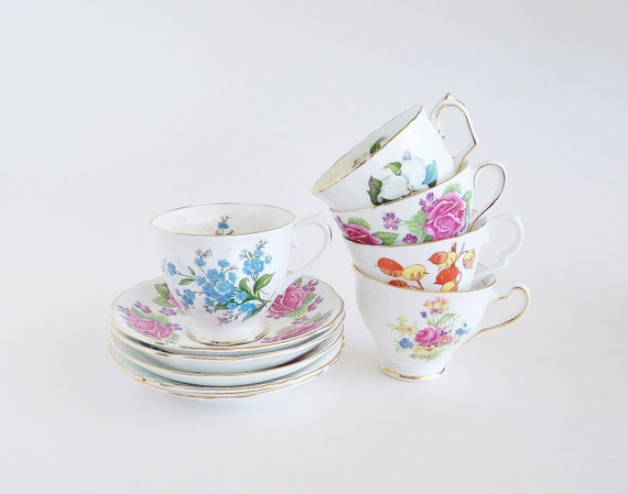 Tea party china from Sunshine Surprises