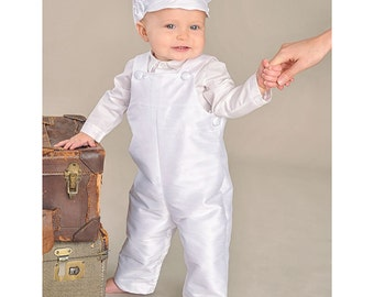 Jonathan Christening Baptism Blessing Outfits