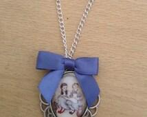 Alice & Dorothy Necklace - Handmade Unique