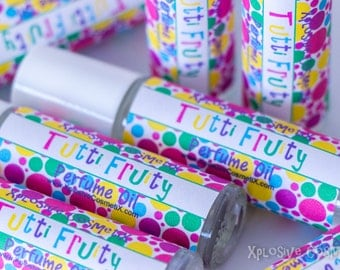 Tutti Fruity Perfume Oil - Roll On Perfume, Fruity Cereal, Sweet
