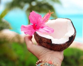 Custom Color Aloha Bracelet