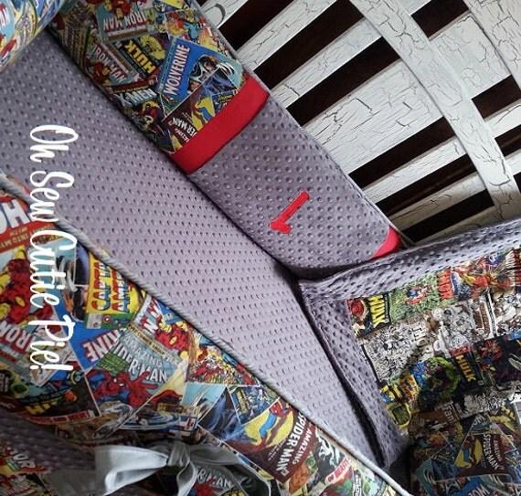Superhero Baby Bedding Superhero Nursery With By Ohsewcutiepie