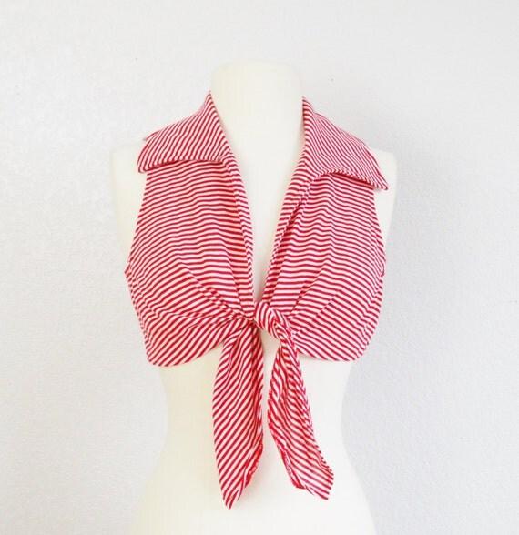 Vintage British Lingerie Tie The Knot