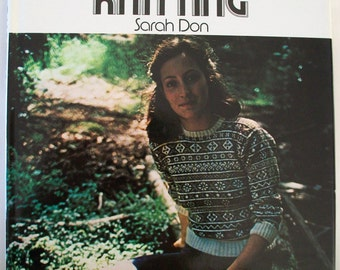 Fair Isle Knitting fabulous vintage knitting book of traditional designs