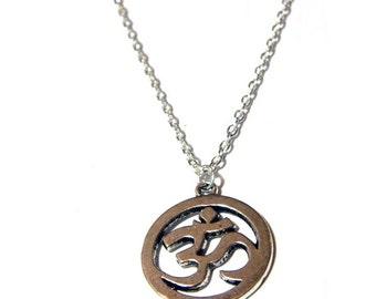 Om Symbol Necklace
