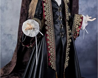 BJDs dolls Manswear [Black Bishop]