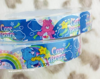 Care Bears: Twinkle Starry Night - Deco Sticky Tape