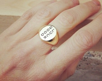 "Ring ""Good Luck"""