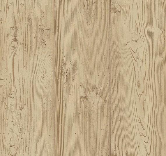 weathered cabin logs wallpaper barnwood wood grain tan