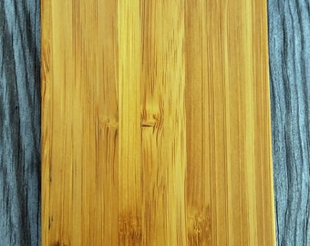 Wooden IPHONE 6S CASE, Bamboo High Quality Wood Cover