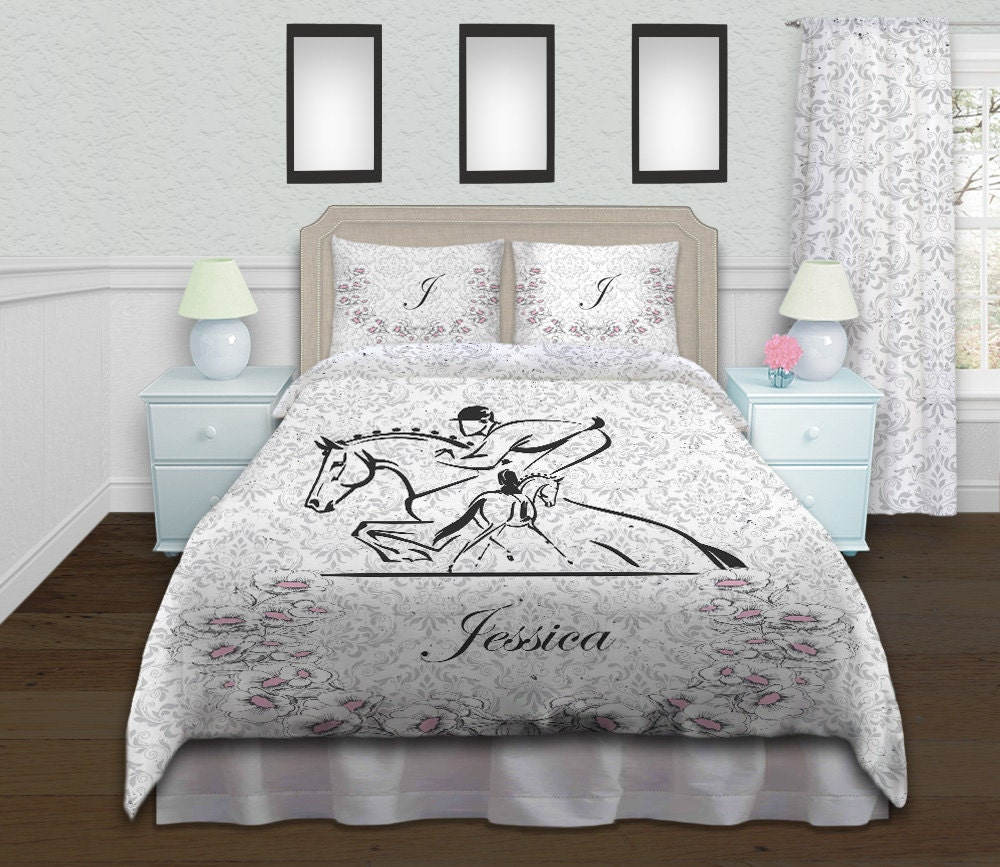 Horse Kid Bedding Dressage Bedding Jumping by ...