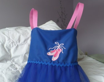 Cute tutu tote bag for your budding ballerina