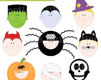 Halloween Clipart. Halloween Boys Clipart. Halloween Clip Art. Halloween Costumes Clipart. Halloween Kids Clip Art. Halloween Digital