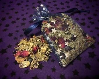 Intention Herbal Sachet, Ritual Work