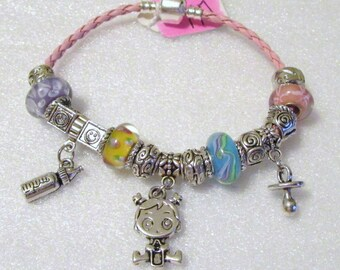 797 - CLEARANCE - Oh Baby Bracelet