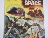 Gold Key Comics Space Family Robinson Lost In Space No. 25 December 1967 VG-FN