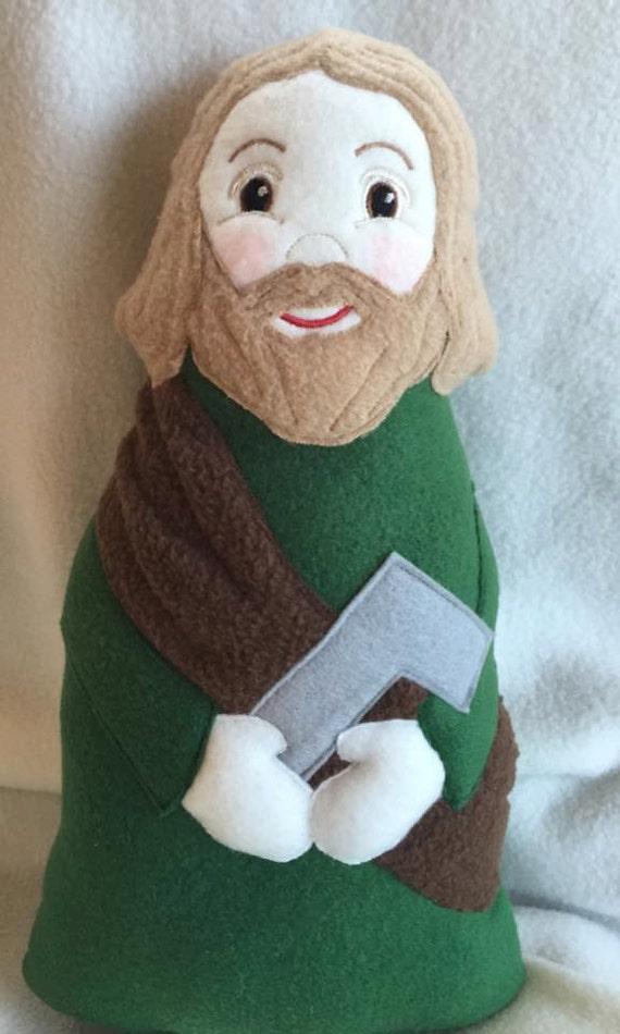 Saint Joseph doll