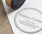 Custom Business Card Stamp, Custom Stamp Design for Brand Marketing, Create Your Own Business Cards, Creative Business Identity