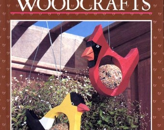 Better Homes and Gardens: Quick & Easy Woodcrafts