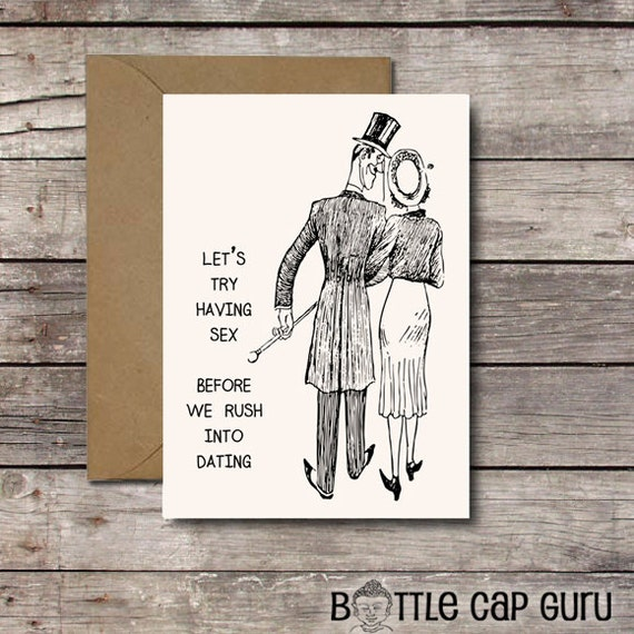 funny dating posters This versatile and affordable poster delivers sharp, clean images and a high degree of color accuracy your poster is printed with an offset lithography press with a coating to protect the inks.
