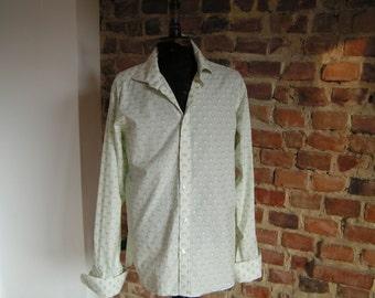 Ted Baker cotton shirt / White cotton shirt /