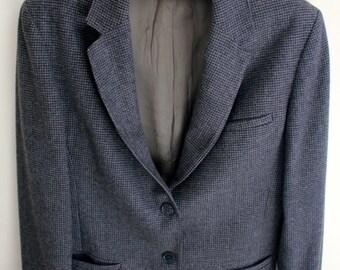 Vintage Margaret Godfrey for bagatelle Grey Blazer