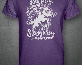 Soft Kitty - Big Bang Theory Inspired T-shirt